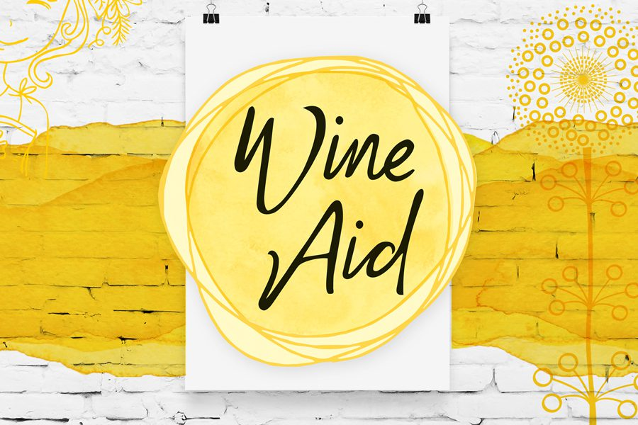Rebranding WineAid
